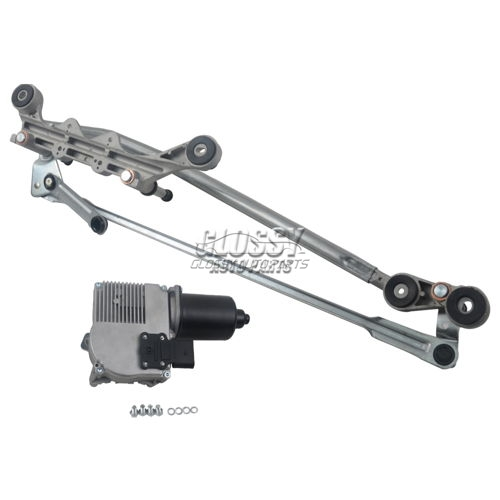 Windshield Wiper Linkage + Wiper Motor For Audi Q7 4L1955603 4L1955119 4L1995119 A 4L1910113 4L1955023C 4L1955023D 4L1955023F 4L1955023