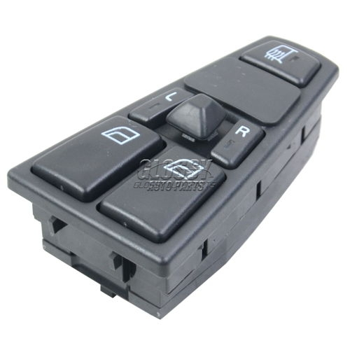Front Left Window Regulator Switch For Volvo VN VNL Power Mirror 21628532 22569484