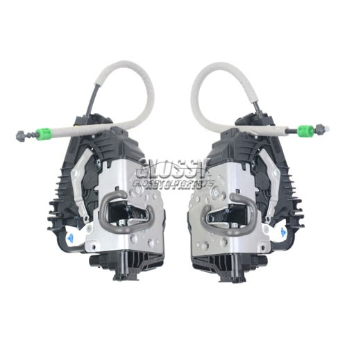 Pair Rear Left+Right Door Lock Actuator For Mercedes Benz GLE 350 2013-2015 2227301135 0997304500 2227301235 0997302200 0997304600
