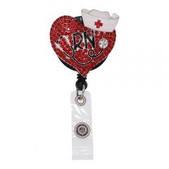 Medical Badge Reel