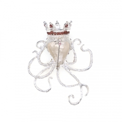Best Selling Octopus Brooch