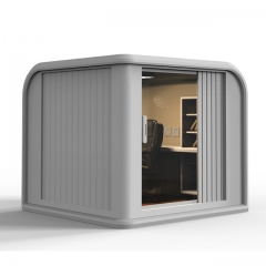 Garden pod for home working
