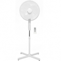 "16"" Oscillating Pedestal Fan With Remote Control"