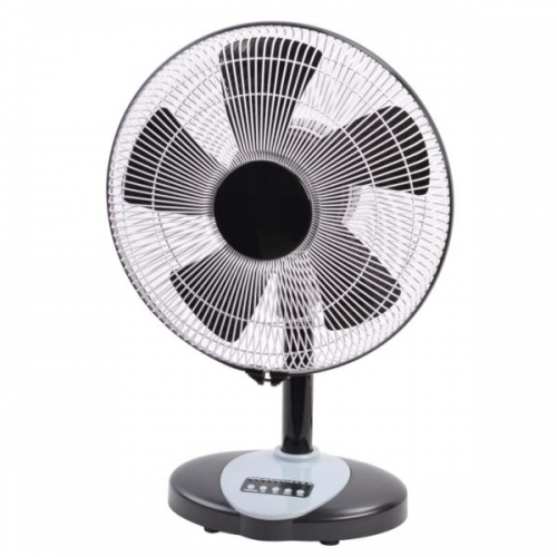 "12"" Table Fan With Remote Control"