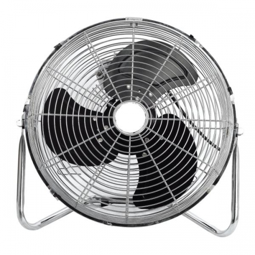 "12"" Metal Floor Fan"