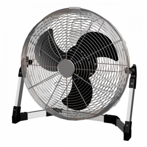 "16"" Metal Floor Fan"