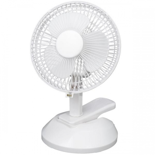 "6"" Clip Fan (2in1)"