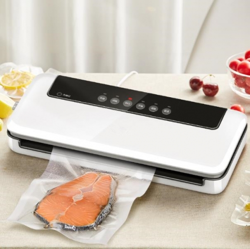 Fully Automatic Vacuum Food Sealer With Dry Moist Mode For Vaccum Food Storage