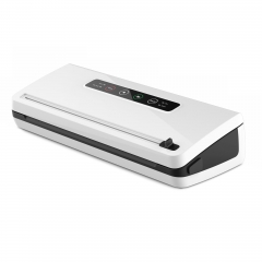 Dry Moist Household Plastic Bag Food Vacuum Sealer With Bag Cutter external vacuum and bag storage