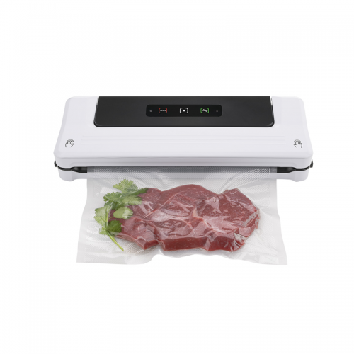 Household food vacuum sealer machine for sous vide