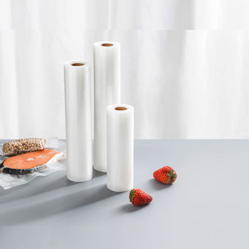 Vacuum Sealer Rolls Bags For Vacuum Food storage BPA free PA+PE Vacuum Bag
