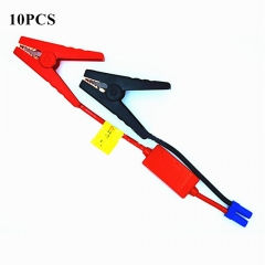 10pcs High Quality Cable For Car Jump Starter Best Smart Clips For Starting Device Pro Car Starter Wire