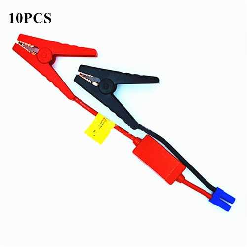 10pcs High Quality Cable For Car Jump Starter Wire Best Smart Clips For Starting Device Pro Car Starter Wire