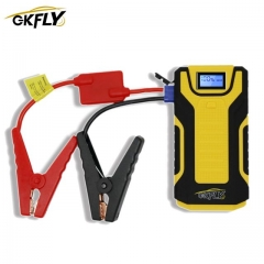 GKFLY Car Jump Starter Cable 1200A Emergency Battery Booster Starting Device Multifunction Non-Slip