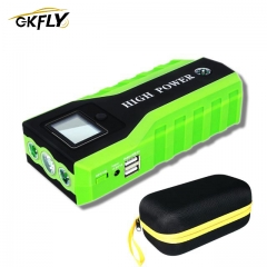 GKFLY Emergency 1000A Starting Device 20000mAh 12V Car Jump Starter Power Bank Car Charger For Car Battery Booster Buster led ce пусковое устройство