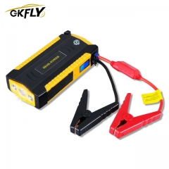 GKFLY Car Jump Starter Power Bank 600A Portable Car Battery Booster Charger 12V Starting Device Petrol D-iesel Car Starter Buster пусковое устройство