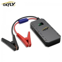 GKFLY 2000A Multifunctional High Power Jump Starter Portable Starting Cable Equipment Battery Booster Emergency