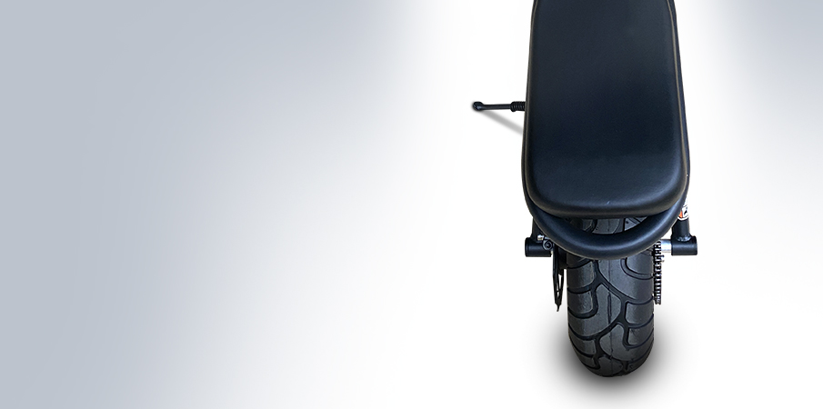 Elected High-quality Upholstered Seats,18-inch Ground Clearance