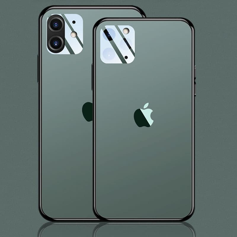 Frosted Glass Protective All-round Anti-fall Protection Case for iPhone