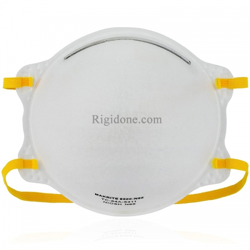 Niosh Rated N95 Mask Reusable 9500 N95 Particulate Respirator Mask