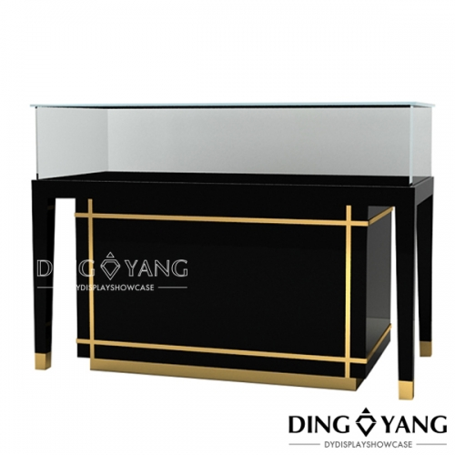Black Gold Jewellery Counter