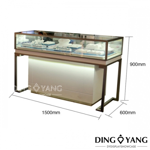 Streamline Jewellery Counter For Sale