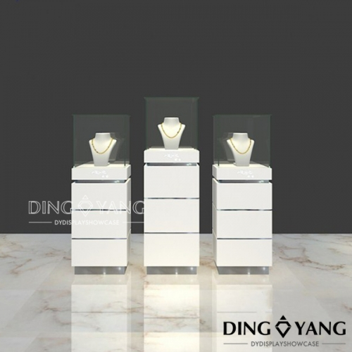 Jewelry Store Display Cabinets