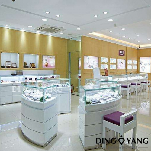 Design For Jewellery Shop