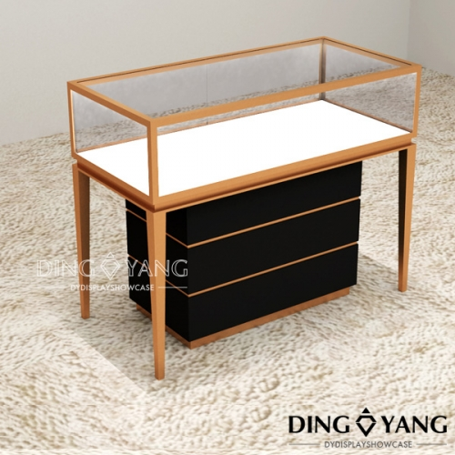 Black Jewelry Display Table