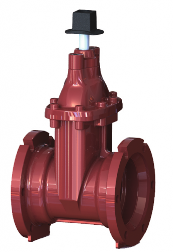 AWWA C515 NRS Resilient Seated Gate Valve Fig.3648/3649