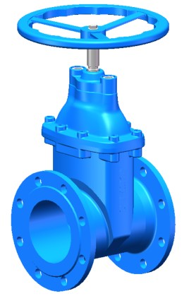 NRS Resilient Seated Gate Valve Fig.3243/3246