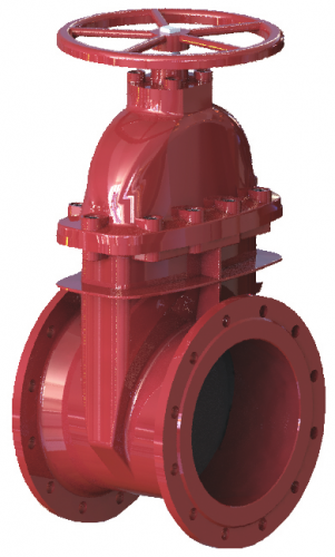 AWWA C509 NRS Resilient Seated Gate Valve Fig.3226