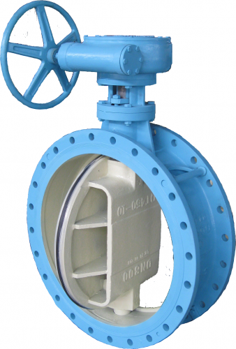 EN593 Double Eccentric Butterfly Valve FIG.2105/2106/2110