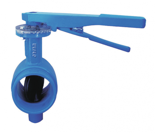 Grooved Butterfly Valve FIG.2902