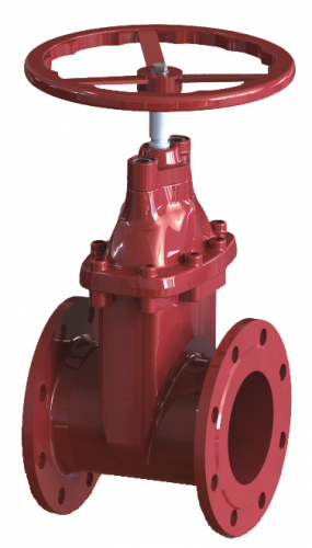 AWWA C515 NRS Resilient Seated Gate Valve Fig.3248