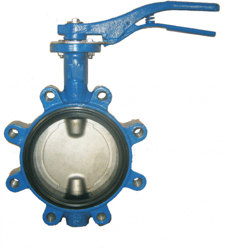 Lug Butterfly Valve FIG.2502A(2503A-2504A)