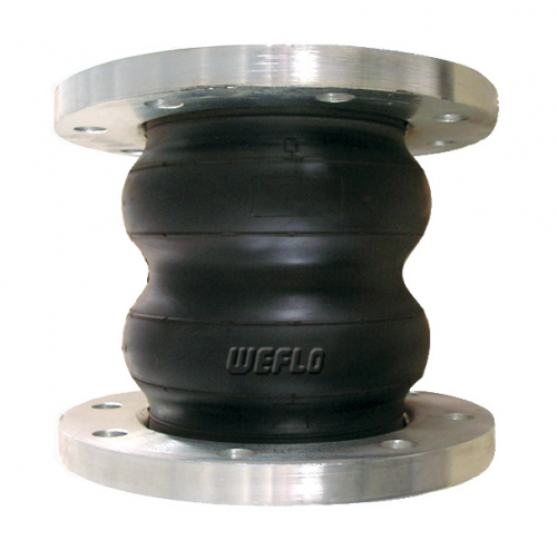 Double Sphere Rubber Expansion Joint Fig.8102