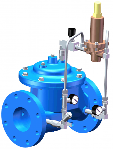 Pressure Reducing Valve FIG1318
