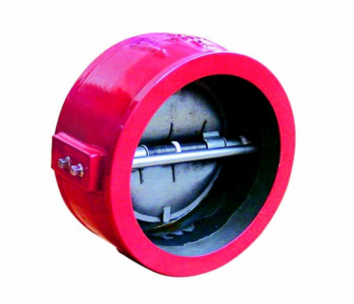 Double Door Check Valve FIG.F0411