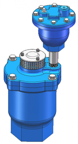 Double Orifice Air Relief Valve FIG.9709