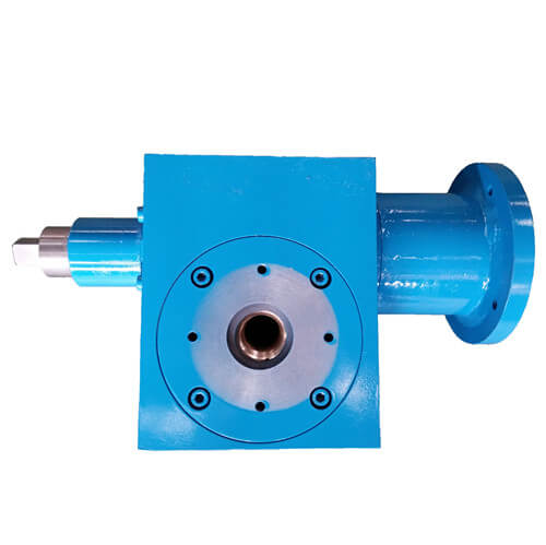 TP series Worm Gear Screw Jack