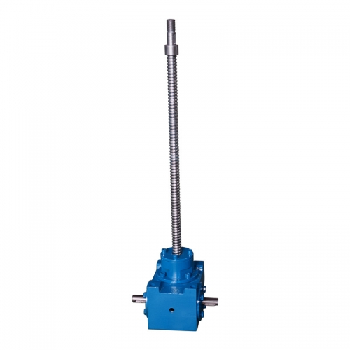 JINYU brand JWB series Worm Gear Screw Jack 003
