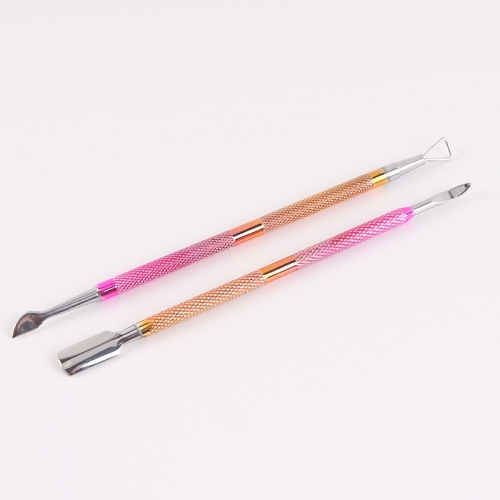 Mermaid Color Cuticle Pusher Kit