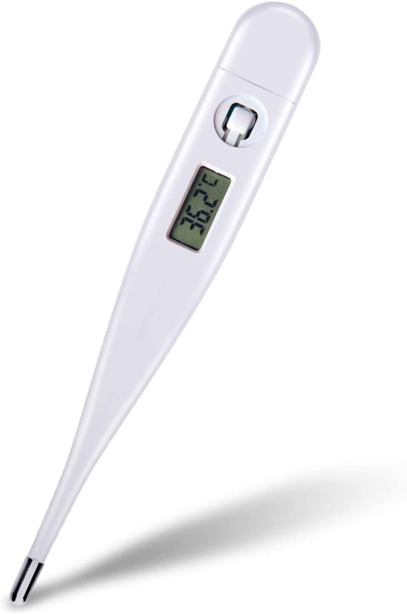 Digital Thermometer for Oral Armpit