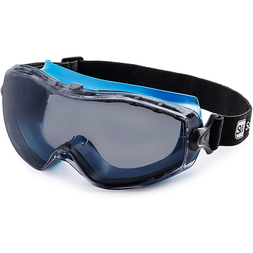 Safety Goggles with Universal Fit, Fog-Free, UV Protection