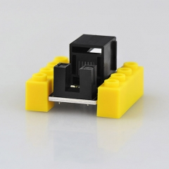 kidsbits Blocks Coding Photo-Interrupter Sensor (Black and Eco-friendly)