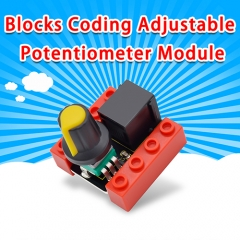 kidsbits Blocks Coding Adjustable Potentiometer Module