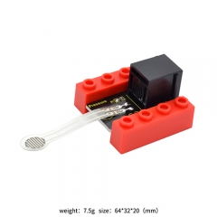 kidsbits Blocks Coding Pressure Sensor (Black and Eco-friendly)