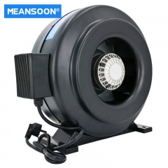 10 Inches 250 Water Smoke Resistant Duct Inline Fans for Ventilation