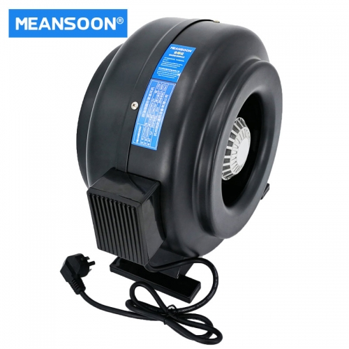 10 Inches 250 Water Smoke Resistant Duct Inline Fans for ...